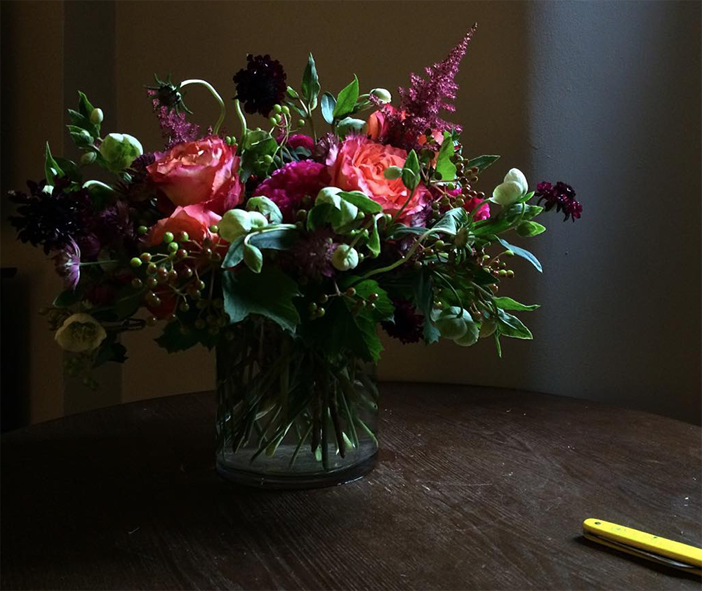 Flower Arrangements Basics: Flower Arranging: Practical Tips From Emily Ellison Studio